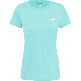 The North Face Reaxion Ampere Maglietta a maniche corte Donna turchese